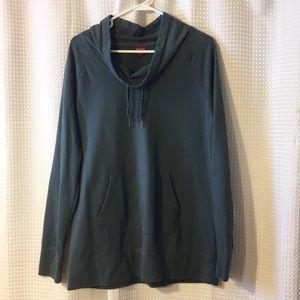 Merona cowl neck hoodie